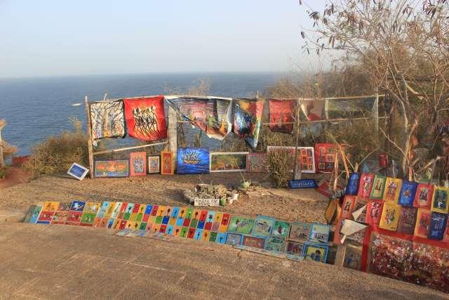 artistes goree peintures-min