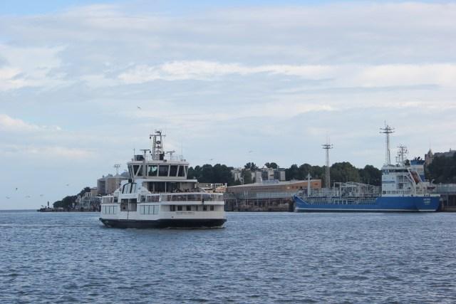 helsinki suomenlina bateau