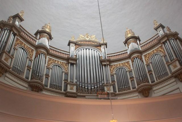 orgue helsinki eglise lutherienne