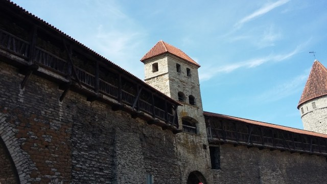 Tallinn-Remparts