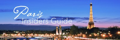 Complete Guide To Airport Transfers | Paris Insiders Guide
