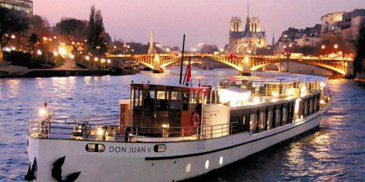 Seine River Cruises Paris Insiders Attractions Guide