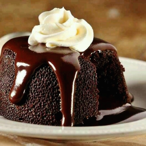 Easter Chocolate Pudding Recipes