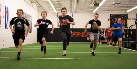 Youth Sports Training System   Parisi Speed School Youth Sports Performance
