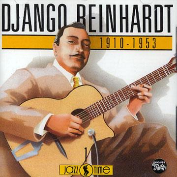 django reinhardt raccolta 1910-1953