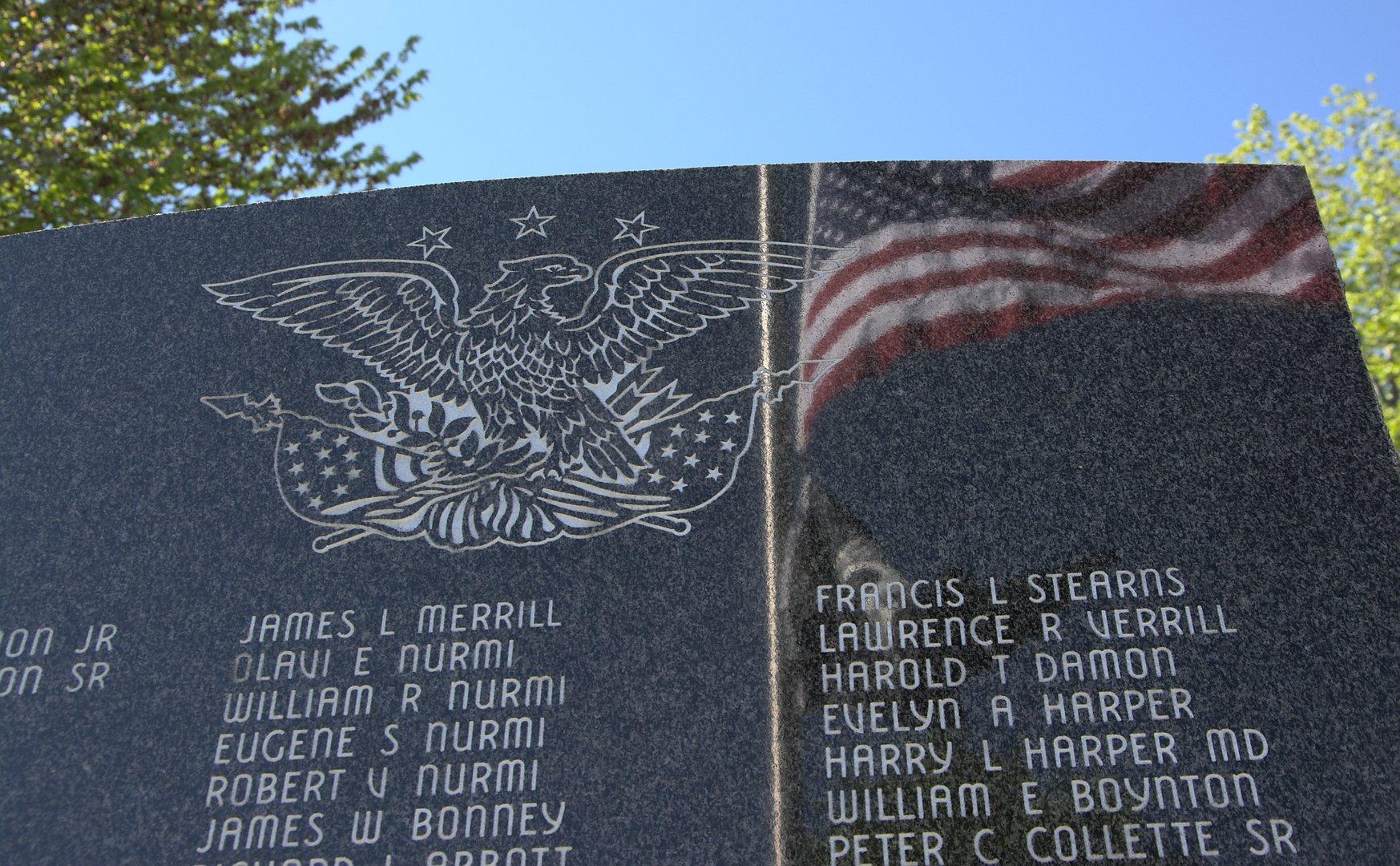 Moore Park Veterans Memorial