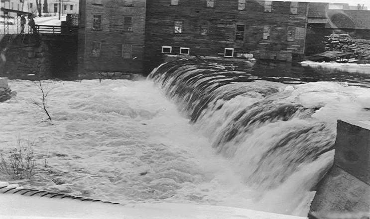 Paris Dam – Little Androscoggin River
