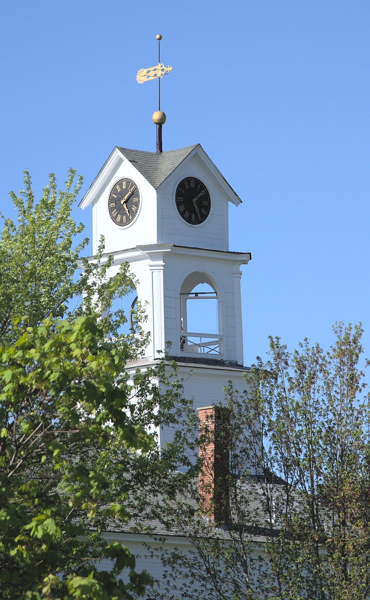 Paris Hill Baptist Church