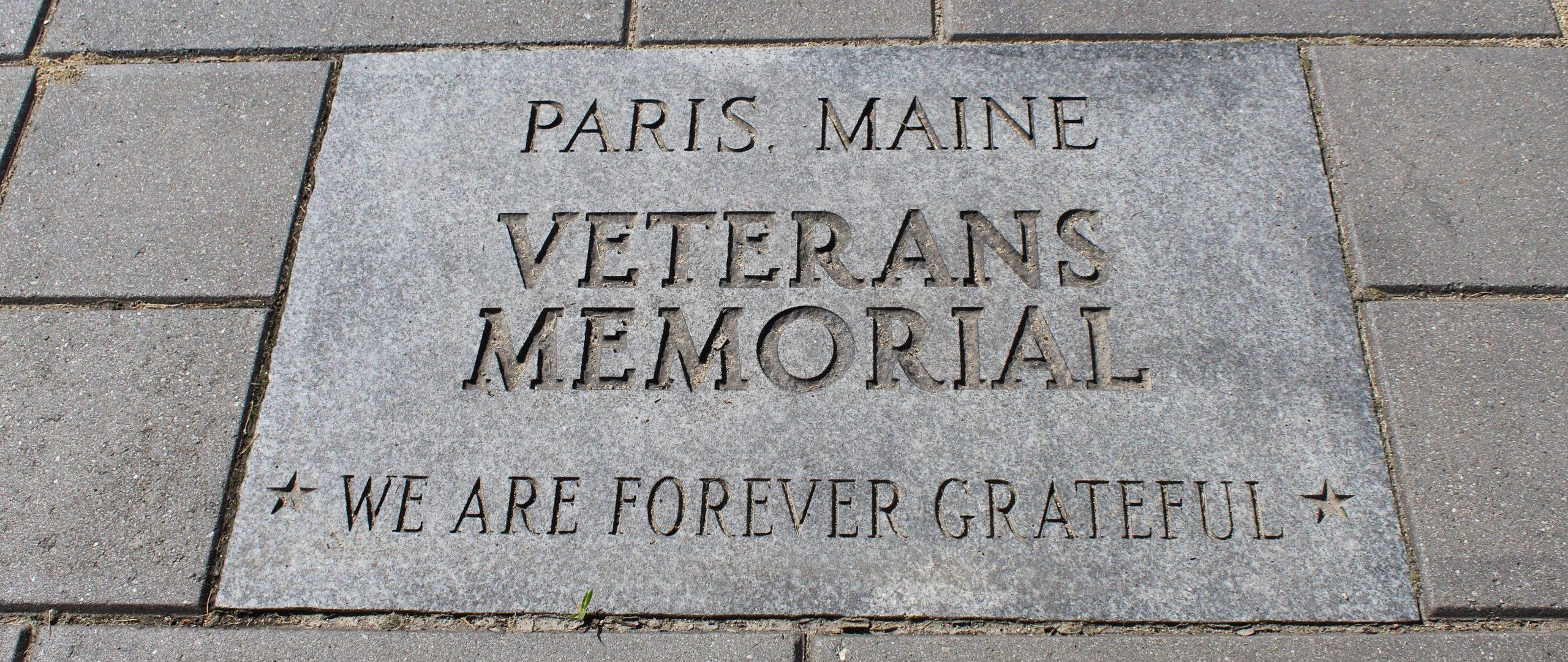 Moore Park Memorial Plaque