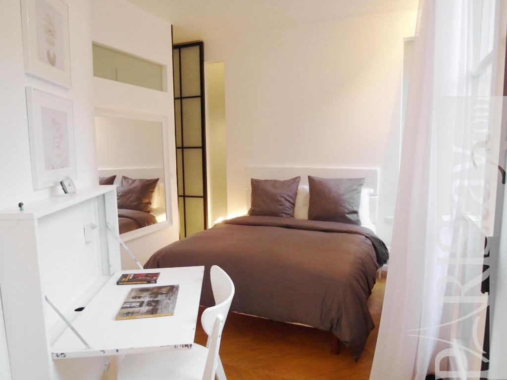 2 Bedroom Loft Luxury Apartment Renting Grands Boulevards