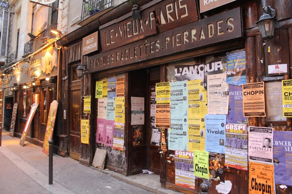 экскурсии в Париже в выходные