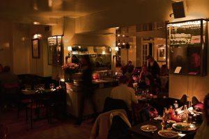 Ресторан отеля Amоur в Париже