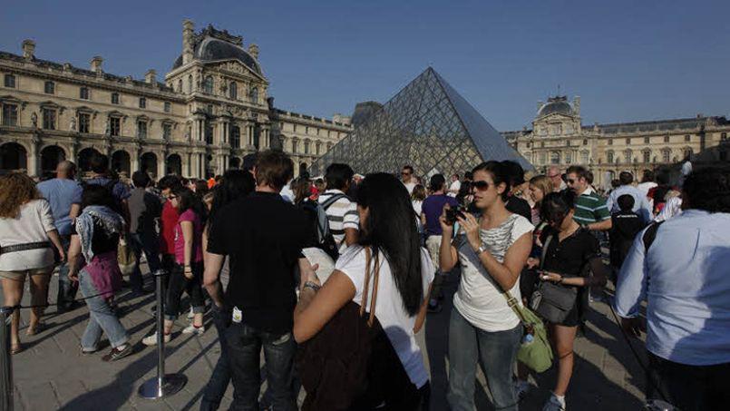 2017, une année record pour le tourisme en Ile-de-France — Communiqué