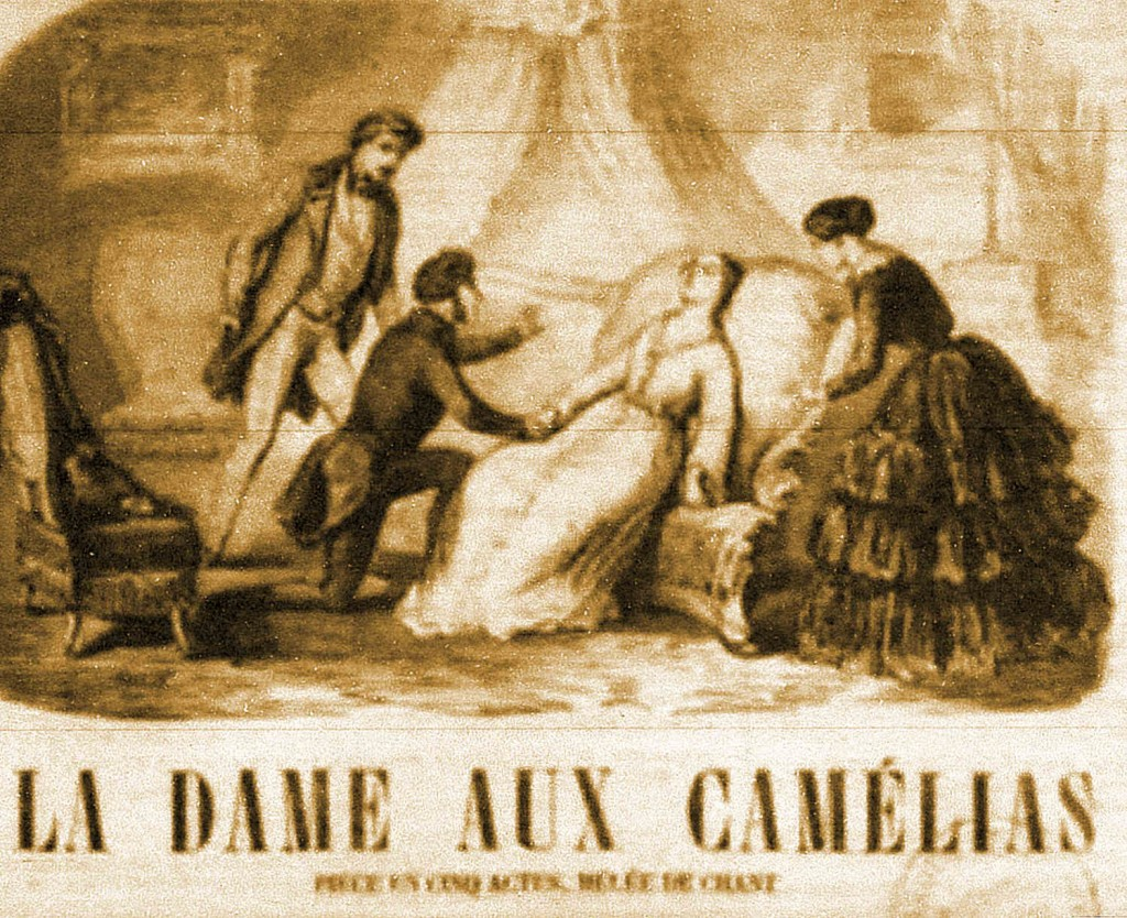 Dame aux Camélias