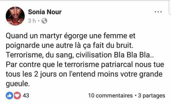 Sonia Nour