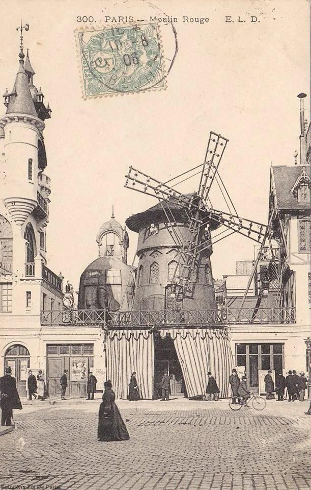 paris moulin rouge 1905