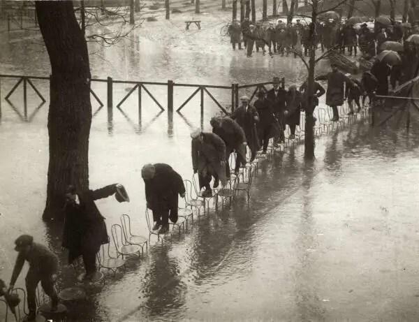 vieux Paris en 1924 photo