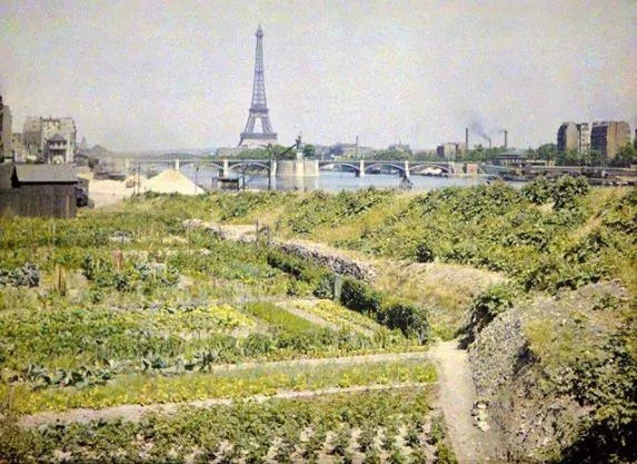 Le Paris des annees 1900
