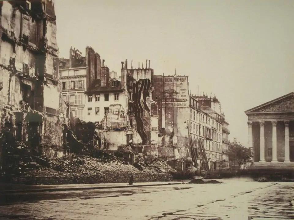 la commune de Paris en 1871