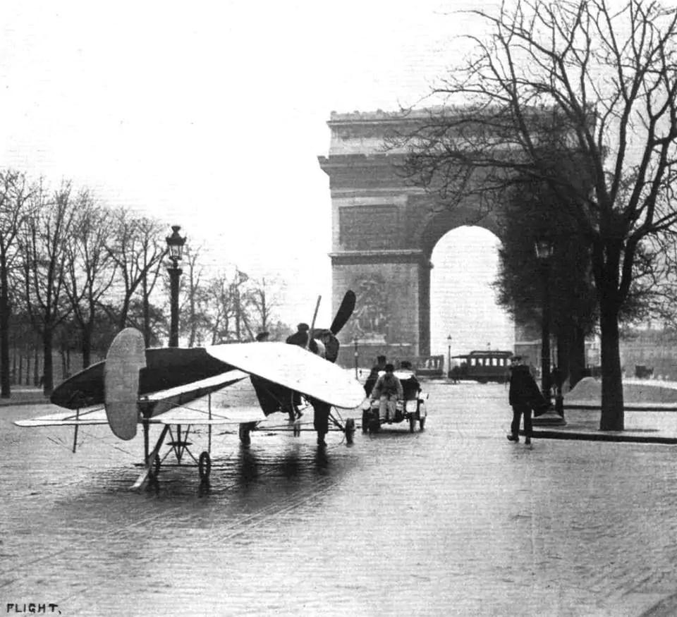 paris en 1912