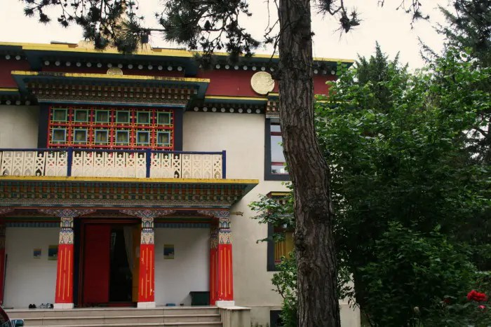 Kagyu Dzong paris vincennes temple bouddhiste paris