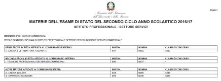materie maturità ip08 servizi commmerciali #ipc #ipccaravaggio #ipcmonza