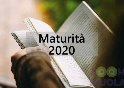 Esame di Stato conclusivo dei percorsi di istruzione secondaria di secondo grado a.s. 2019/2020 – indicazioni.