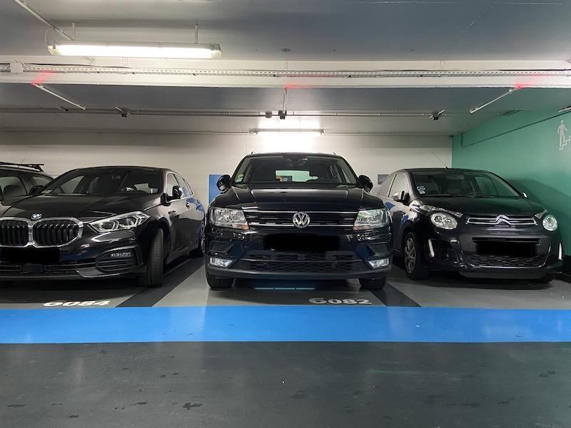 A vendre : Parking place de la Bourse Parkagence