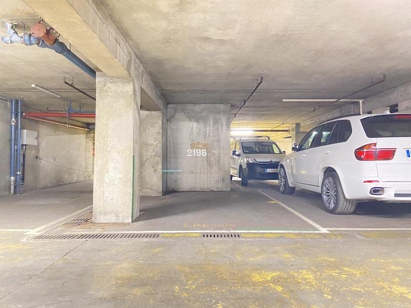A vendre : Grand parking à Chevaleret Parkagence