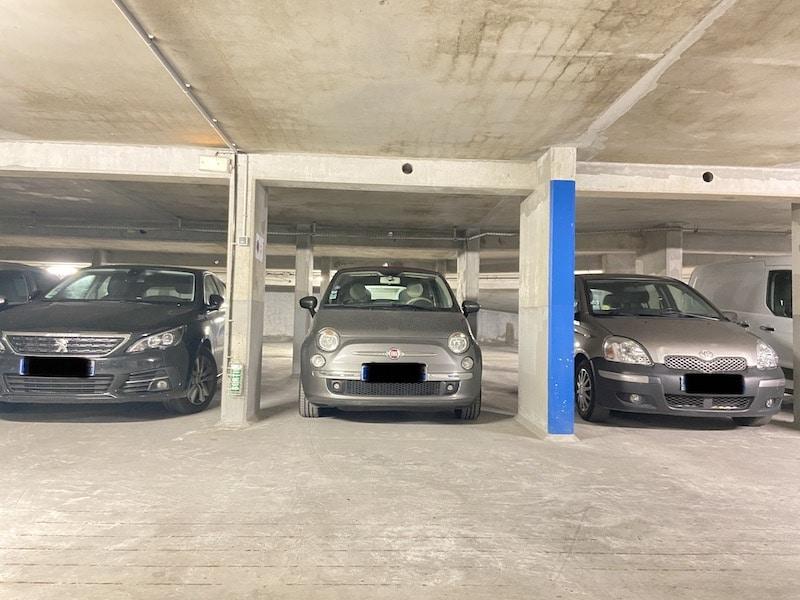 A vendre : Parking entre Porte de Versailles et Balard Parkagence