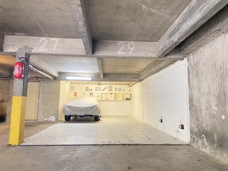 A vendre : Carré de 4 parkings idéal collectionneur Parkagence