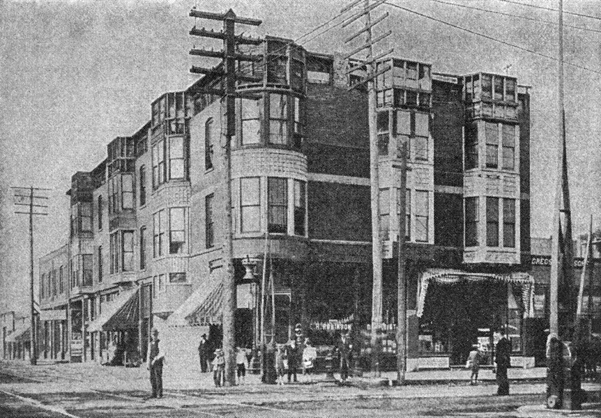 Chicago World's Fair Hotel - Built for Murder by H.H. Holmes