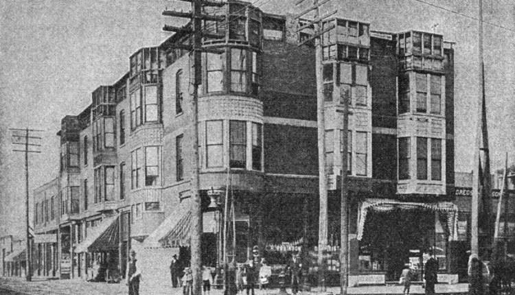 H.H. Holmes – Worlds Fair Hotel Murder Castle