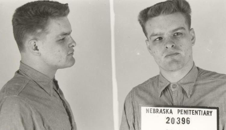 Mugshots of Charlie Starkweather