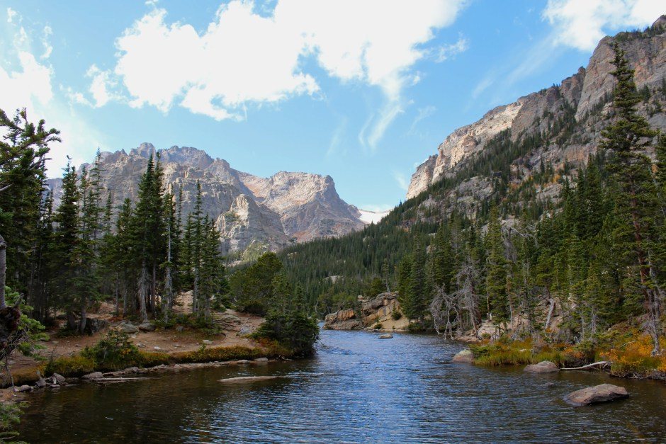 The Loch - Rocky Mountain National Park