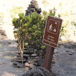 Hiking Hawaii Volcanoes:  The Kilauea Iki Trail