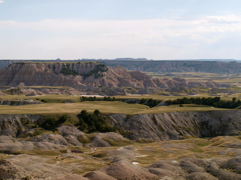 Badlands High Prairie
