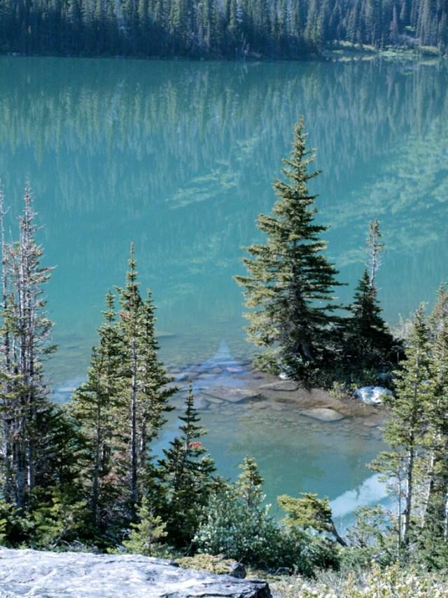 Grinnell Lake - Glacier National Park