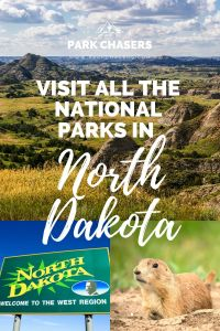 National Parks in North Dakota