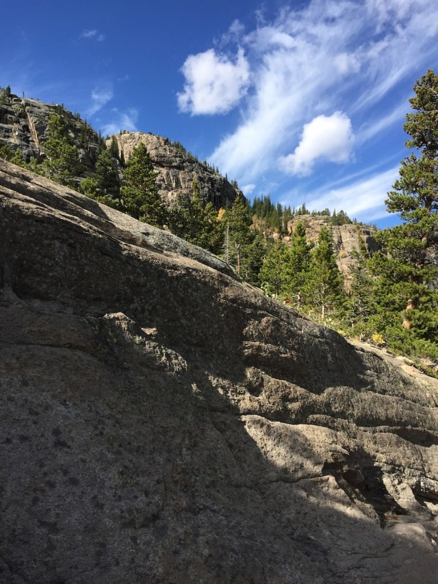 The Loch Vale Hike - Rocky Mountain National Park