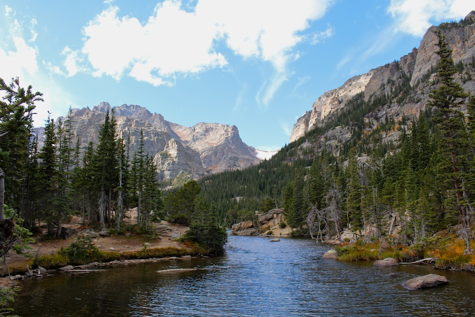 Hiking Rocky Mountain National Park: The Loch Vale Trail
