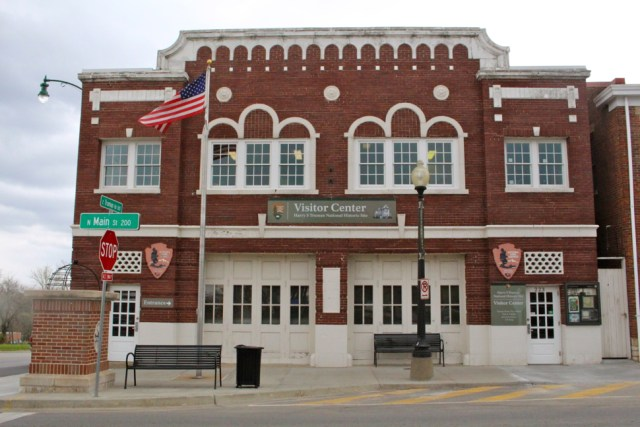 Harry S. Truman NHS Visitor's Center
