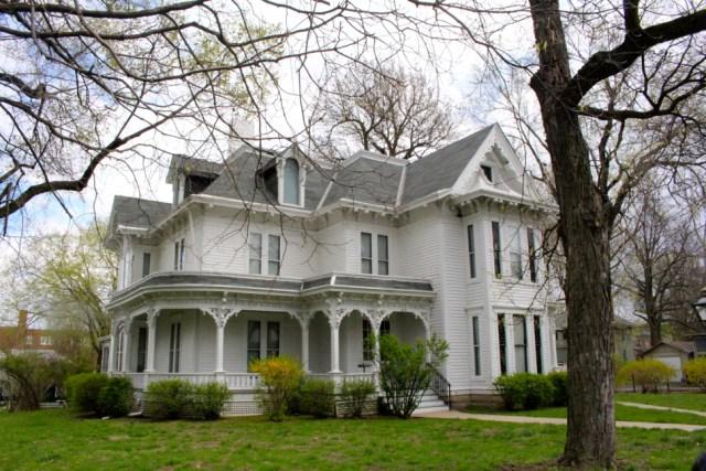The Truman Home - April 2016