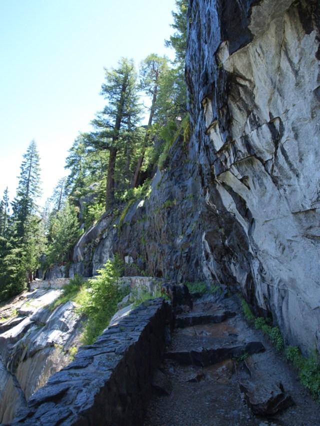The John Muir Trail - Yosemite National Park