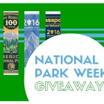 Enter to Win Park Chaser's National Park Week Giveaway!