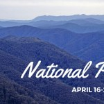 National Park Week – April 16-24th 2016