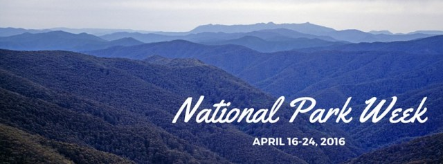 National Parks Week - FB header