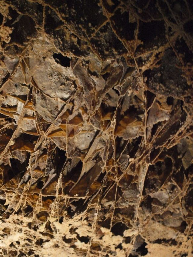 Boxwork Formation - Wind Cave National Park