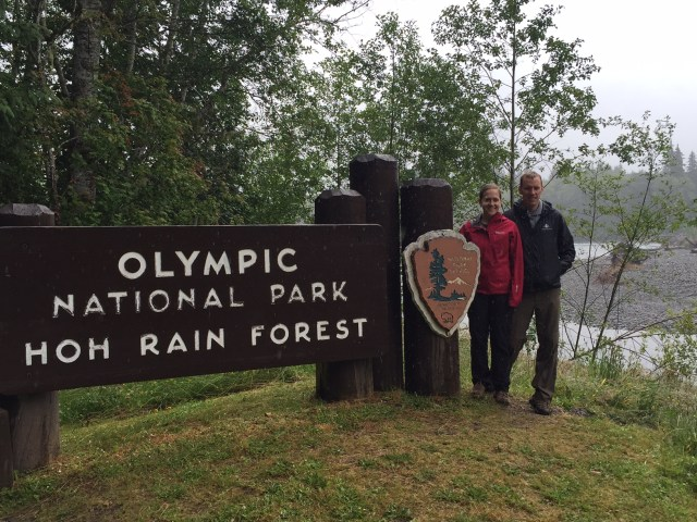 The Park Chasers - Olympic National Park