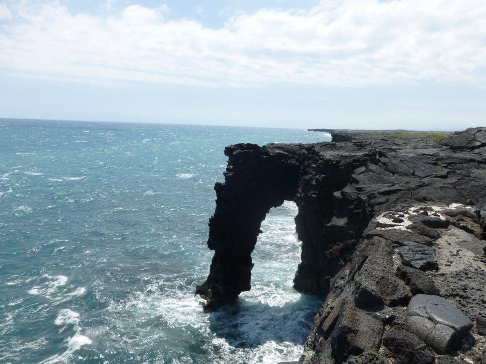 Hawaii Volcanoes Coast
